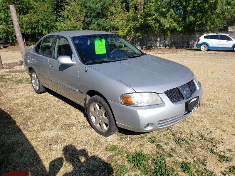 2006 Nissan Sentra for sale at Northwoods Auto & Truck Sales in Machesney Park IL