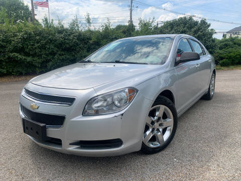 2012 Chevrolet Malibu for sale at Craven Cars in Louisville KY