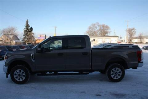 2020 Ford F-250 Super Duty for sale at SCHMITZ MOTOR CO INC in Perham MN