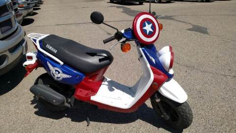 2008 Yamaha YW50XL for sale at AFFORDABLY PRICED CARS LLC in Mountain Home ID
