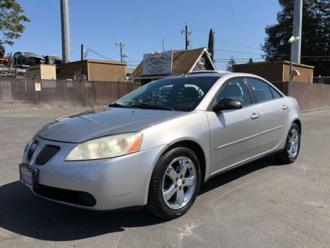 2008 Pontiac G6 for sale at C J Auto Sales in Riverbank CA
