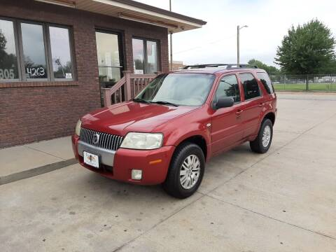 2006 Mercury Mariner for sale at CARS4LESS AUTO SALES in Lincoln NE