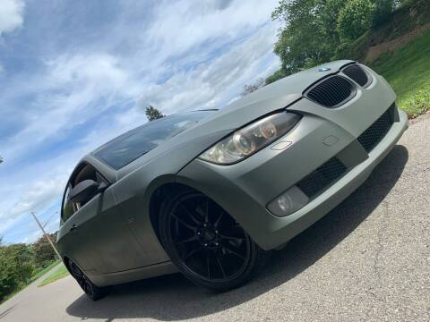 2008 BMW 3 Series for sale at Trocci's Auto Sales in West Pittsburg PA