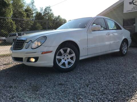 2008 Mercedes-Benz E-Class for sale at JM Car Connection in Wendell NC