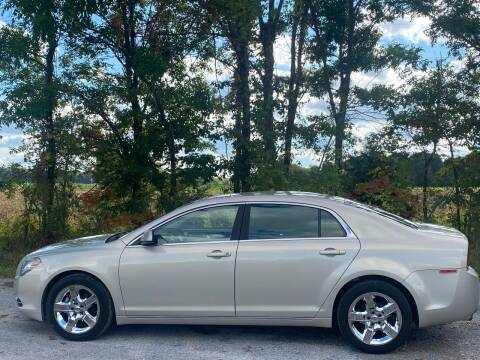 2010 Chevrolet Malibu for sale at RAYBURN MOTORS in Murray KY