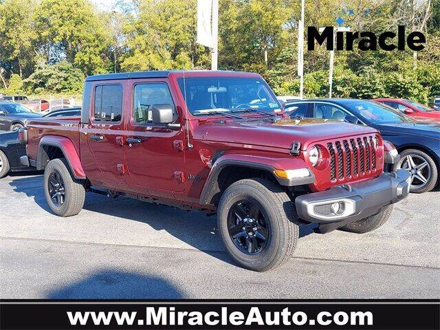 2021 Jeep Gladiator for sale in Elverson, PA