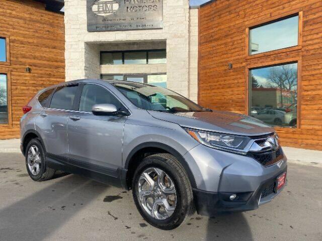 2018 Honda CR-V for sale at Hamilton Motors in Lehi UT