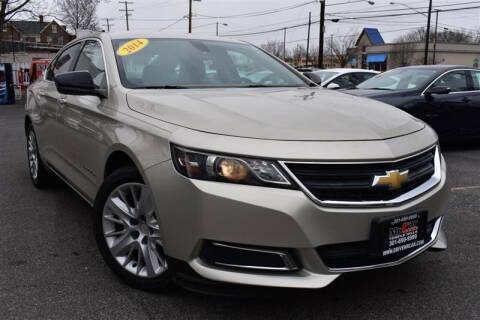 2014 Chevrolet Impala for sale at Mr. Car City in Brentwood MD