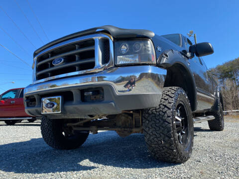 1999 Ford F-250 Super Duty for sale at Prime One Inc in Walkertown NC