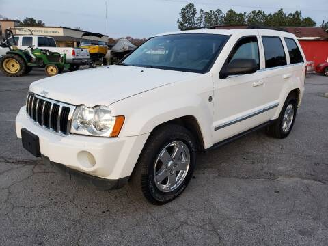 2006 Jeep Grand Cherokee for sale at GA Auto IMPORTS  LLC in Buford GA