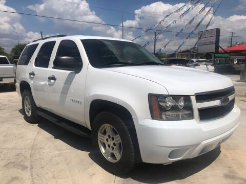2009 Chevrolet Tahoe for sale at Auto A to Z / General McMullen in San Antonio TX