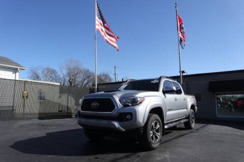 2018 Toyota Tacoma for sale at Danny Holder Automotive in Ashland City TN
