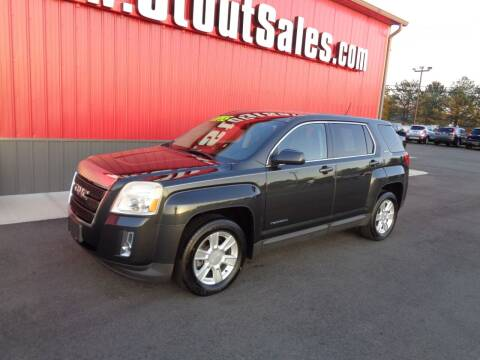 2013 GMC Terrain for sale at Stout Sales in Fairborn OH