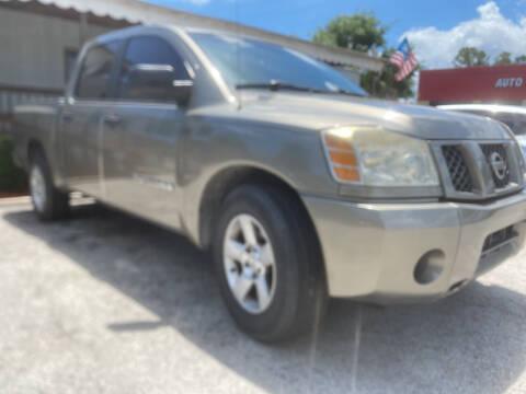 2006 Nissan Titan for sale at Coastal Auto Ranch, Inc. in Port Saint Lucie FL