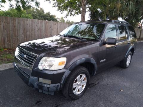 2007 Ford Explorer for sale at Low Price Auto Sales LLC in Palm Harbor FL