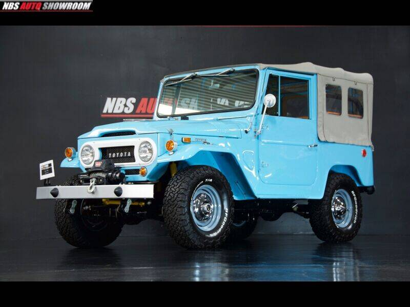 1967 Toyota Land Cruiser for sale at NBS Auto Showroom in Milpitas CA