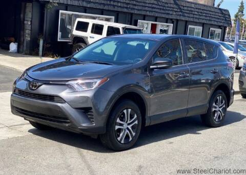 2018 Toyota RAV4 for sale at Steel Chariot in San Jose CA