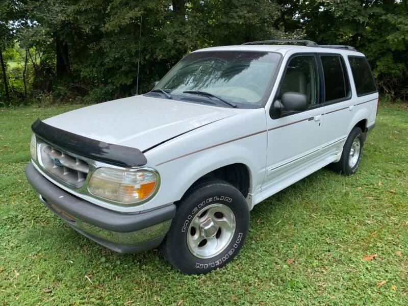 1998 Ford Explorer for sale at Kenny Vice Ford Sales Inc - USED Vehicle Inventory in Ladoga IN