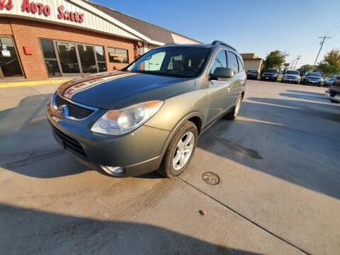 2007 Hyundai Veracruz for sale at Eden's Auto Sales in Valley Center KS