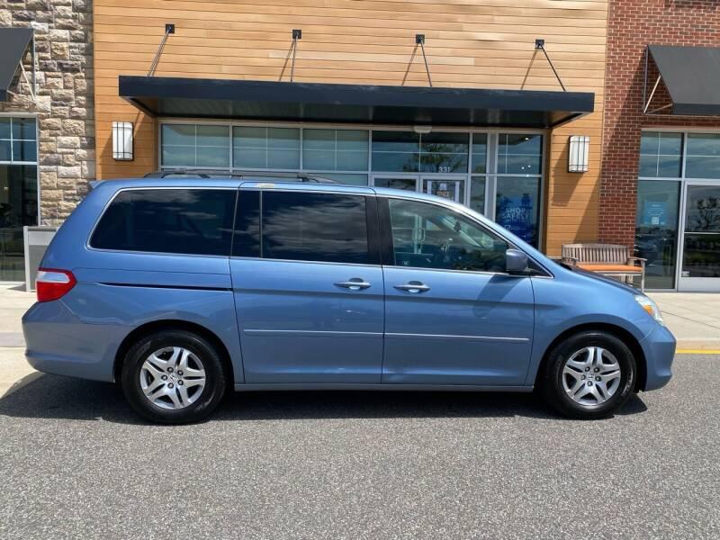 2007 Honda Odyssey for sale at Bluesky Auto in Bound Brook NJ