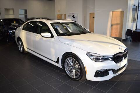 2019 BMW 7 Series for sale at BMW OF NEWPORT in Middletown RI