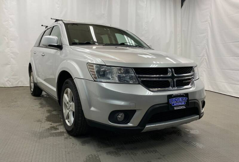 2012 Dodge Journey for sale at Direct Auto Sales in Philadelphia PA