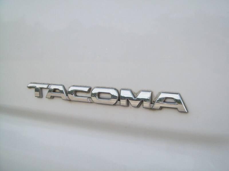 2007 Toyota Tacoma 2dr Regular Cab 6.1 ft. SB (2.7L I4 4A) - Milford NH