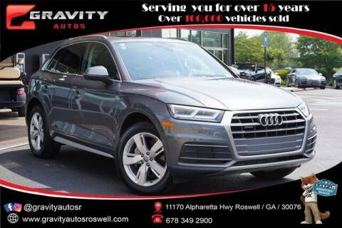 2019 Audi Q5 for sale at Gravity Autos Roswell in Roswell GA