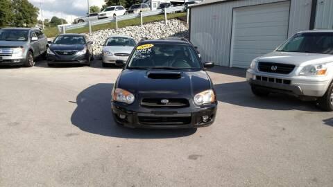 2004 Subaru Impreza for sale at DISCOUNT AUTO SALES in Johnson City TN
