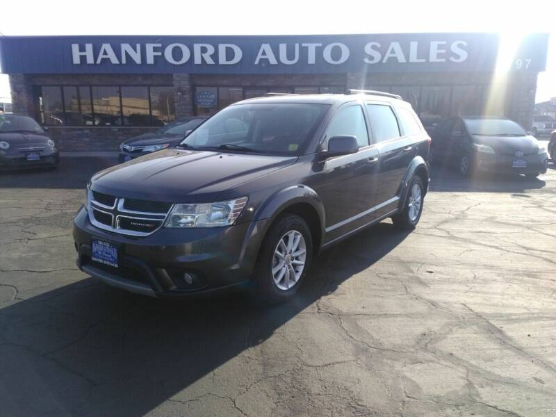 2016 Dodge Journey for sale at Hanford Auto Sales in Hanford CA