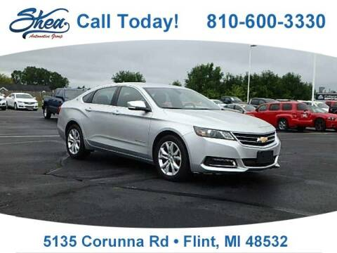 2020 Chevrolet Impala for sale at Jamie Sells Cars 810 in Flint MI