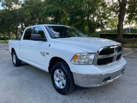 2020 RAM Ram Pickup 1500 Classic for sale at DELRAY AUTO MALL in Delray Beach FL