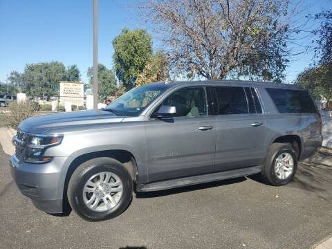 2019 Chevrolet Suburban for sale at DORAMO AUTO RESALE in Glendale AZ