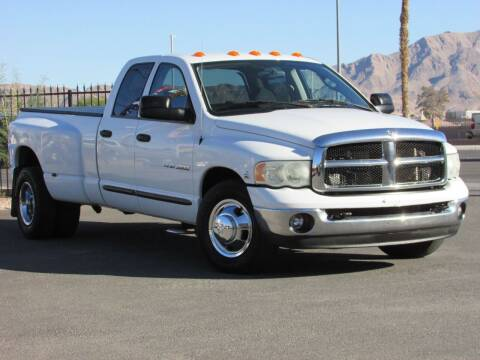 2003 Dodge Ram Pickup 3500 for sale at Best Auto Buy in Las Vegas NV