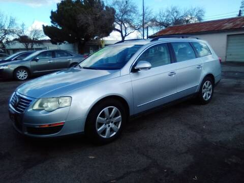 2007 Volkswagen Passat for sale at Larry's Auto Sales Inc. in Fresno CA
