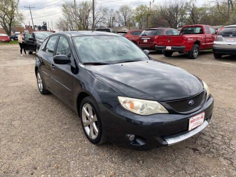 2008 Subaru Impreza for sale at Truck City Inc in Des Moines IA