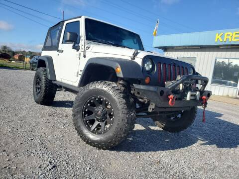 2013 Jeep Wrangler for sale at Kredit King Autos in Montgomery AL