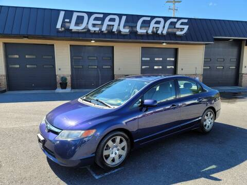 2008 Honda Civic for sale at I-Deal Cars in Harrisburg PA