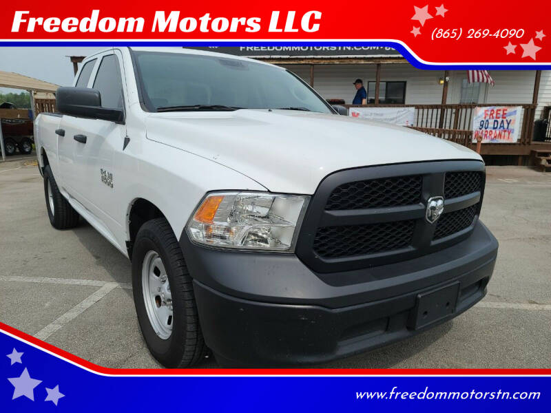 2017 RAM Ram Pickup 1500 for sale at Freedom Motors LLC in Knoxville TN