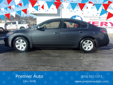 2009 Nissan Altima for sale at Premier Auto in Independence MO