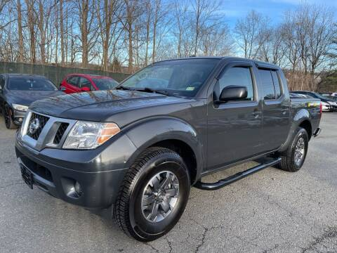 2015 Nissan Frontier for sale at Dream Auto Group in Dumfries VA