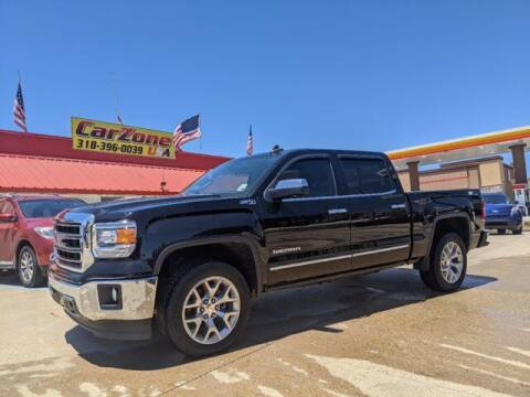 2015 GMC Sierra 1500 for sale at CarZoneUSA in West Monroe LA