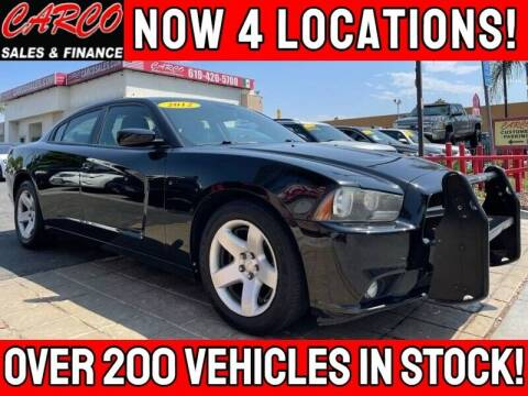 2012 Dodge Charger for sale at CARCO SALES & FINANCE - CARCO OF POWAY in Poway CA