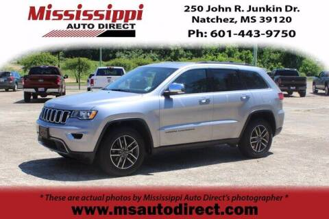 2020 Jeep Grand Cherokee for sale at Auto Group South - Mississippi Auto Direct in Natchez MS