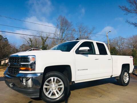 2017 Chevrolet Silverado 1500 for sale at Cobb Luxury Cars in Marietta GA