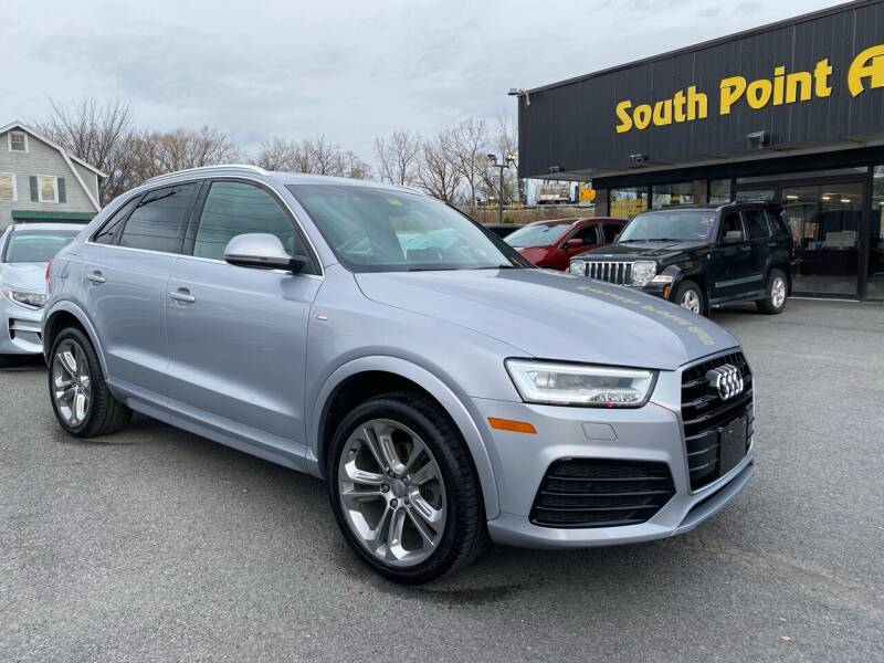 2016 Audi Q3 for sale at South Point Auto Plaza, Inc. in Albany NY