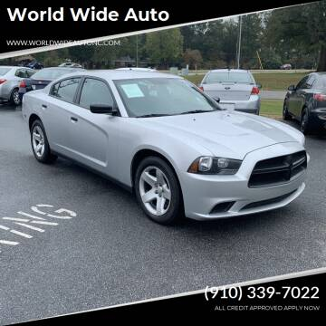 2013 Dodge Charger for sale at World Wide Auto in Fayetteville NC