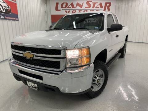 2013 Chevrolet Silverado 2500HD for sale at Loan Star Motors in Humble TX
