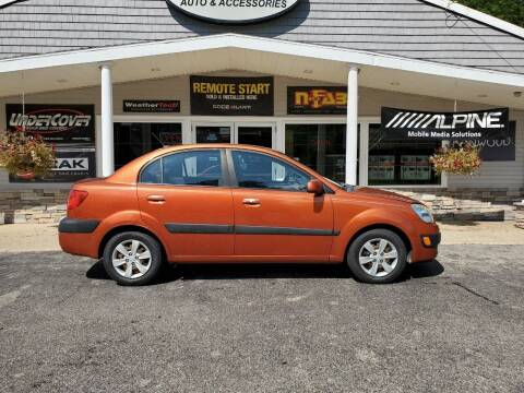 2009 Kia Rio for sale at Stans Auto Sales in Wayland MI