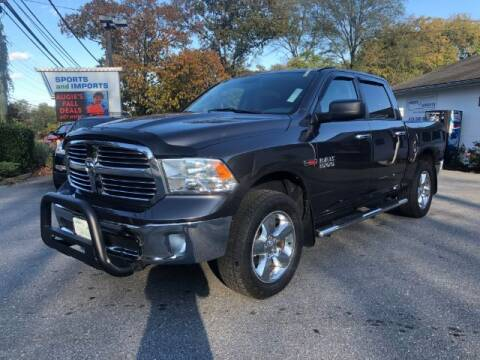 2015 RAM Ram Pickup 1500 for sale at Sports & Imports in Pasadena MD